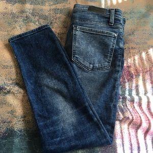 DKNY blue jeans